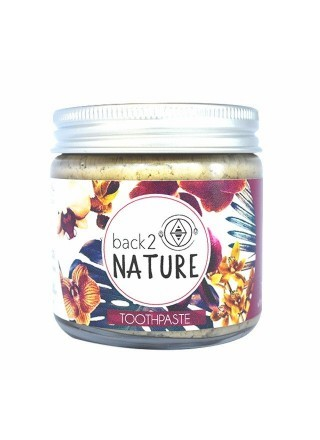 Back 2 Nature Toothpaste 100ml