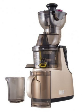 DNA Cold Press Whole Slow Juicer Gold