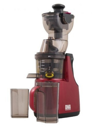 DNA Cold Press Whole Slow Juicer Red