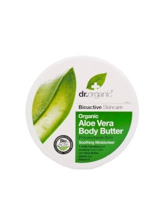 Dr.Organic Aloe Vera Body Butter 200ml