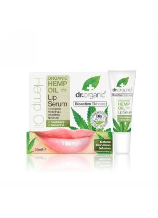 Dr.Organic Hemp Oil Lip Serum 10ml