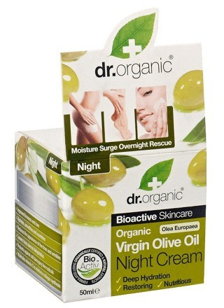 Dr.Organic Virgin Olive Oil Night Cream 50ml