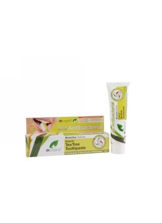 Dr.Organic Tea Tree Toothpaste 100ml