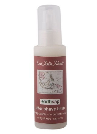 Earthsap After Shave Balm East India Islands 100ml