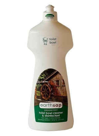 Earthsap Toilet Bowl Cleaner & Disinfectant 750ml