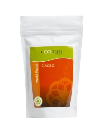 Good Life Organic Raw Cacao Powder 200g