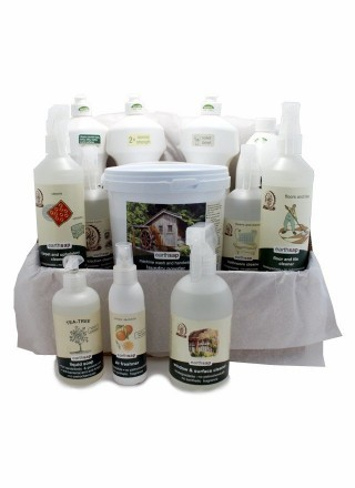 Natural Home Cleaning Package