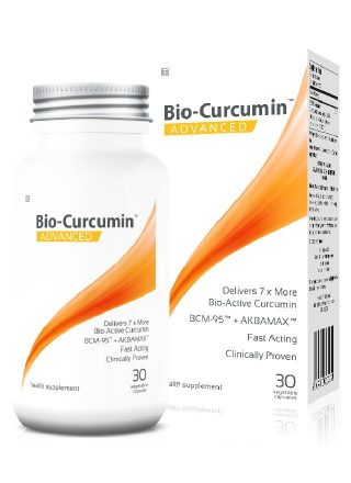 Coyne Healthcare Bio-Curcumin Advanced 600mg 30 Caps