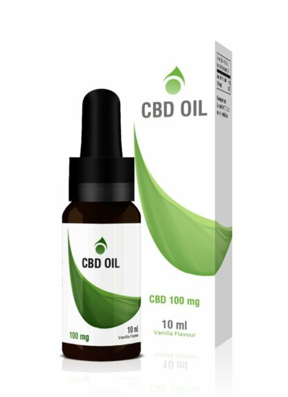 Coyne Healthcare CBD Oil Vanilla 100mg 10ml
