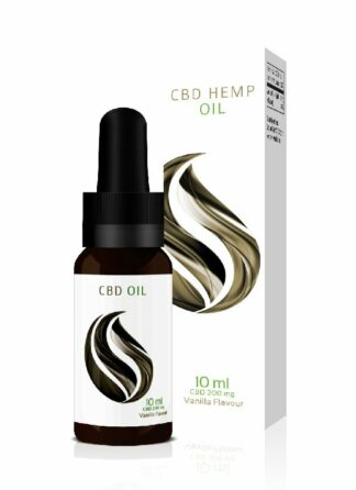 Coyne Healthcare CBD Oil Vanilla 200mg 10ml Drops