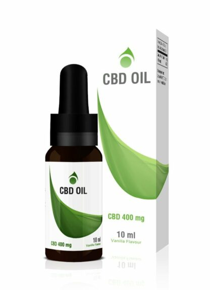 Coyne Healthcare CBD Oil Vanilla 400mg 10ml Drops
