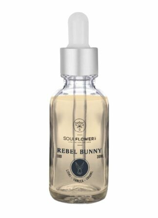 Cannaco Soulflower CBD Vape Juice Rebel Bunny 30ml