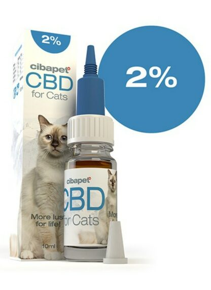 Cibapet CBD Fish Oil For Cats 200mg 10ml