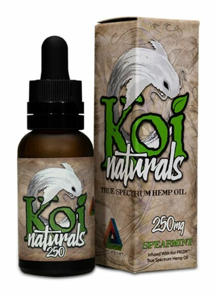 Koi Naturals CBD Oil Spearmint 250mg 30ml