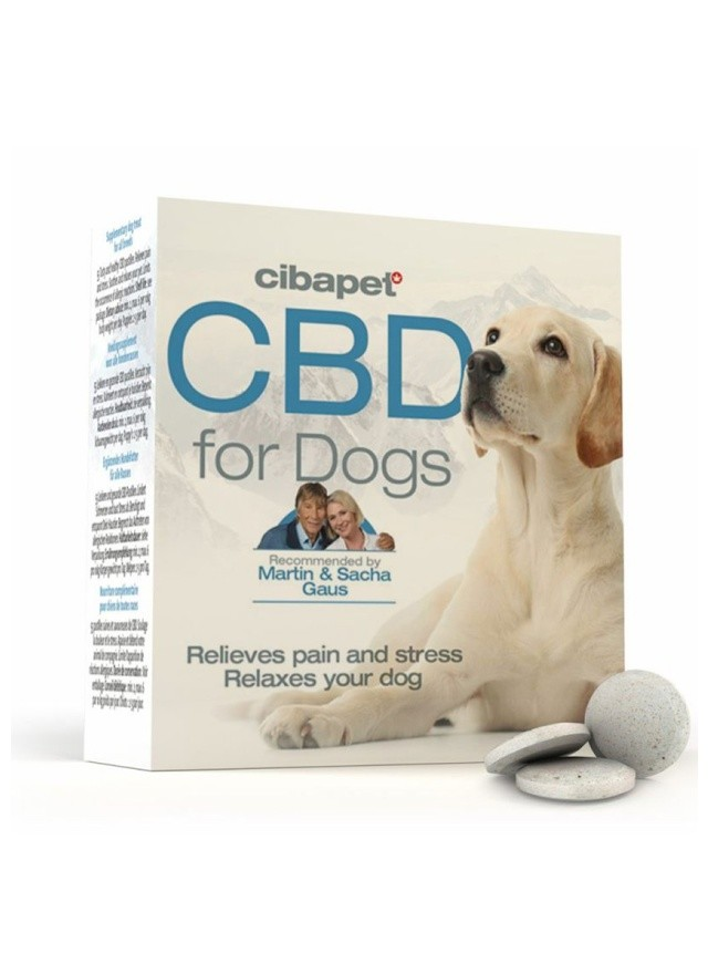 Cibapet CBD Pastilles for Dogs 176mg 55 Tabs
