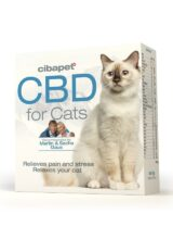 Cibapet CBD Pastilles for Cats 176mg 55 Tabs